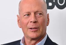 """Bruce Willis señala que """"fue un error de juicio"""" no llevar mascarilla al ir a una farmacia"""