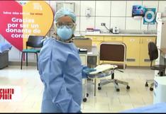 Banco de sangre: ¿cuántos donantes se necesitan para casos de quemaduras o trasplantes? (VIDEO)