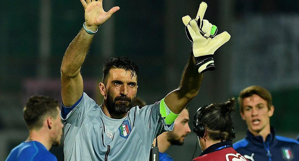 Gianluigi Buffon volverá a la selección italiana por pedido del entrenador