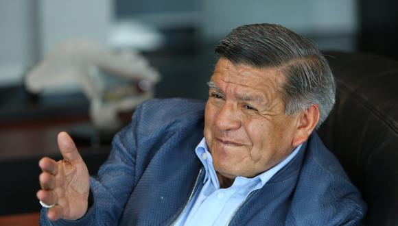 """Esta unión se llamará """"Alianza Por el Perú"""", escribió Acuña. """"Trabajaremos juntos para mejorar la calidad de vida de todos los peruanos"""", agregó. (Foto: Hugo Pérez/ Archivo)"""