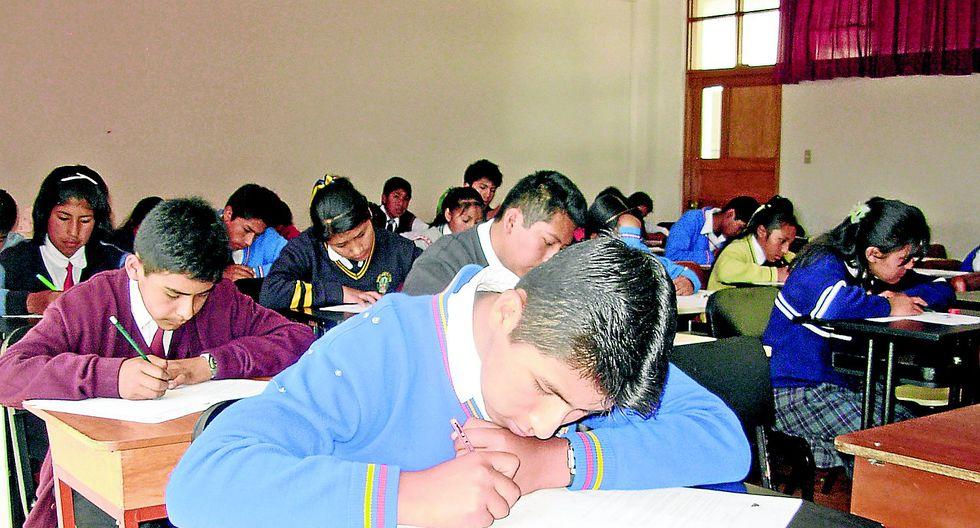 Más de 1,600 alumnos rendirán evaluación para ser parte del COAR