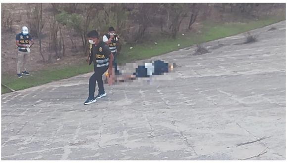 Según la Policía Nacional del Perú y la Fiscalía, las víctimas fueron interceptadas para robarles sus pertenencias.