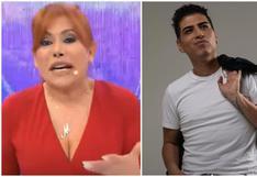 """Magaly Medina decepcionada de John Kelvin y lo califica de """"mentirosazo"""" (VIDEO)"""