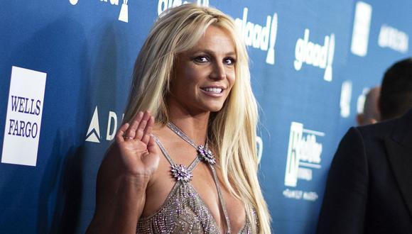 Britney Spears: Su padre asegura que le encantaría poder terminar su tutela. (Foto: Valerie Macon / AFP)