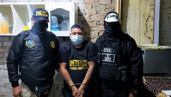 En un megaoperativo allanan 32 viviendas. A ellos les imputan los presuntos delitos de organización criminal, reglaje, marcaje, robo agravado, en algunos casos, con subsecuente muerte, entre otros, realizados en la provincia de Talara.