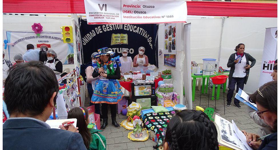 La institución educativa de Otuzco gana concurso de Qali Warma