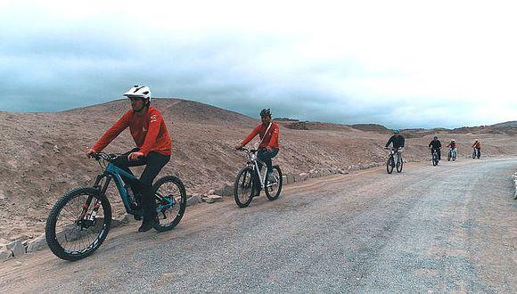 Santuario arqueológico de Pachacámac podrá ser visitado en bicicleta