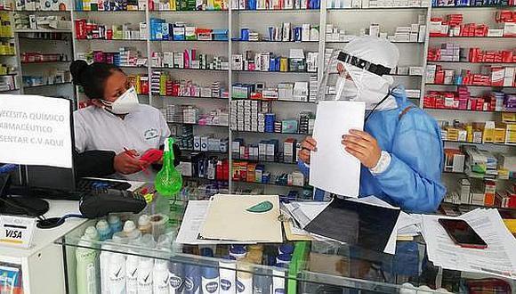 Multa va hasta los S/ 11,000 para los laboratorios y droguerías que funcionen sin la presencia del director técnico especializado.