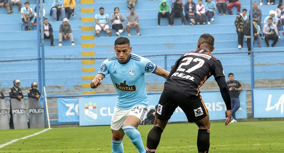 Sporting Cristal 1 vs. Ayacucho FC 0 por la Liga 1