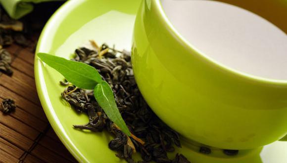 Conoce los beneficios de tomar té verde