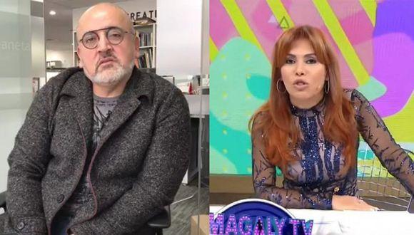 """Beto Ortiz sobre informe de Magaly Medina contra 'EVDLV': """"Que diga lo que quiera, es la naturaleza de su trabajo"""""""