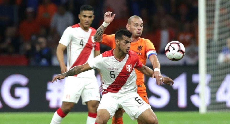 Perú 1-2 Holanda: La 'Blanquirroja' perdió ante la 'Naranja Mecánica' en Ámsterdam
