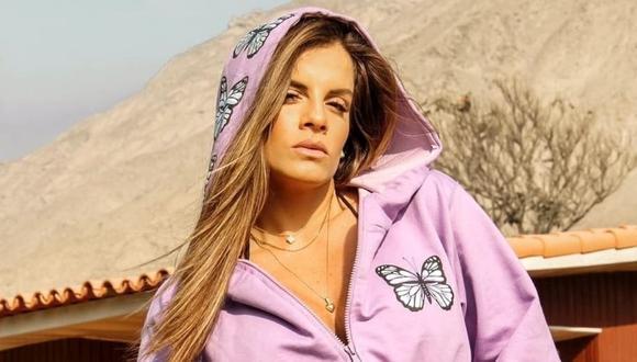 Alejandra Baigorria feliz por su progreso como empresaria. (Foto: @alejandrabaigorria)