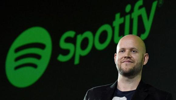 Daniel Ek es fundador de Spotify y actualmente es el CEO de la empresa. (Foto: Agencias)