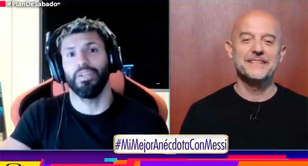 """""""Él es muy quejón"""": Sergio 'Kun' Agüero reveló algunas manías de Lionel Messi (VIDEO)"""