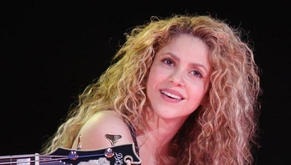 Shakira sorprendió a sus fans al mostrar el crecimiento de su hijo menos Sasha. (Foto: @shakira)