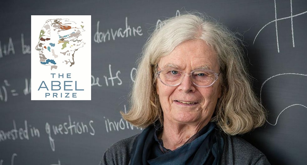 Karen Uhlenbeck, la primera mujer en ganar el premio 'Nobel' de matemáticas