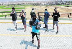 Arequipa: Venció a la COVID -19  y ahora impulsa el deporte (FOTOS)