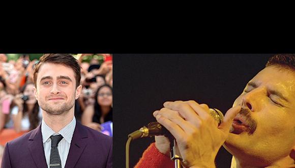 Daniel Radcliffe encarnará a Freddie Mercury