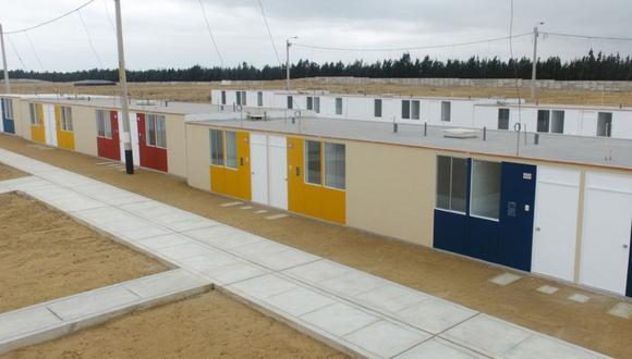 Las ventas de casas también están sujetas al pago de impuestos. La tasa es de 5% sobre la ganancia. (Foto: Andina)