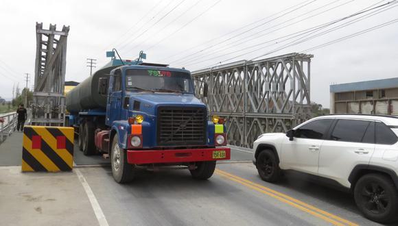 La renovada infraestructura facilitará la fluidez del tránsito vehicular. (MTC)