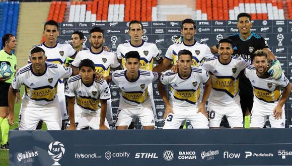 Boca Juniors volverá a la competencia el 17 de septiembre, ante Libertad. (Foto: Boca Juniors)