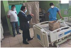 Nuevo Chimbote: Hospital Regional Eleazar Guzmán Barrón implementará otras cuatro camas UCI