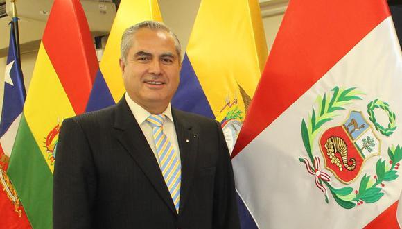 Mario Zúñiga hizo el llamado a la unidad. (Foto: Cortesía)