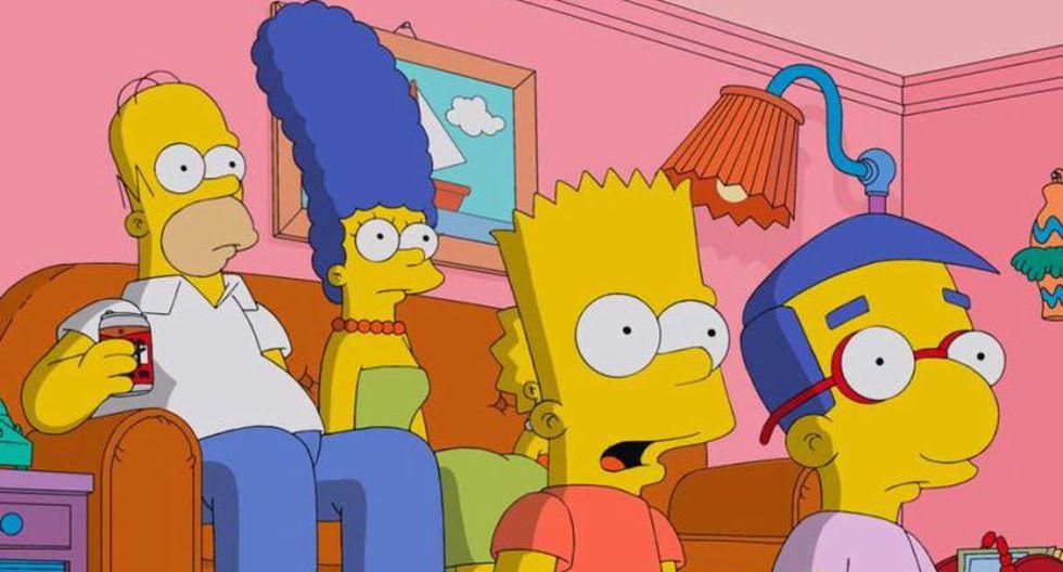 Los Simpson: Uno de los personajes murió en nueva temporada