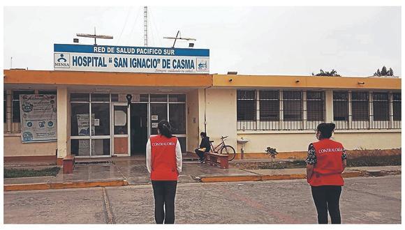 Gobierno Regional de Áncash incumple plazos para construir y equipar 8 hospitales