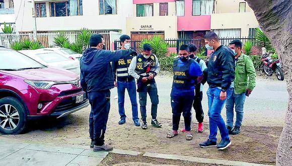 Se registra un alza de extorsiones en Trujillo