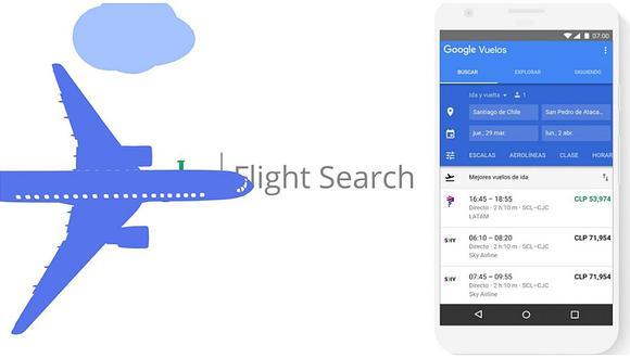 Llegó al Perú Google Flights, la nueva herramienta para conseguir vuelos baratos (VIDEO)