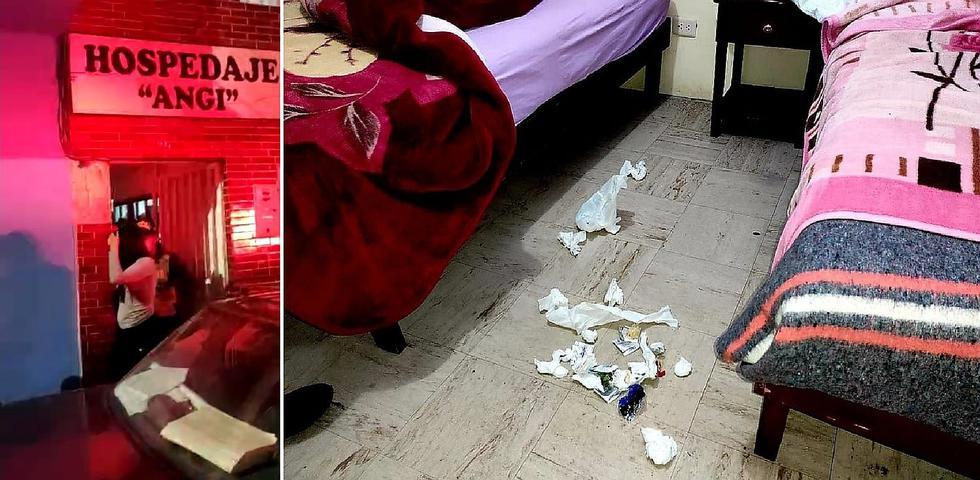 Extranjeras se prostituían en hostal tras convocar a clientes por la red social