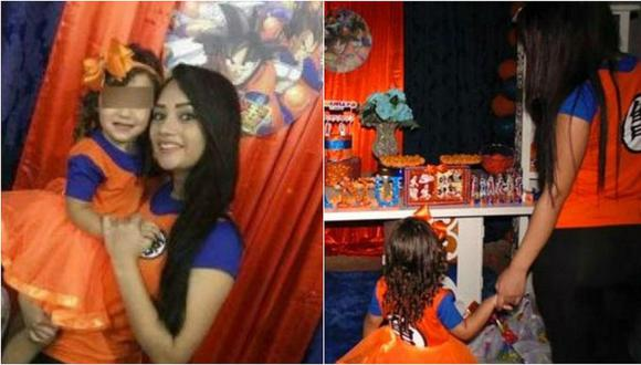 Niña celebra cumpleaños con fiesta inspirada en Dragon Ball y se vuelve viral  [FOTOS]