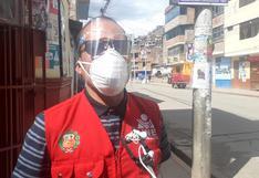 Menor intentó suplantar a su tío en local de votación en Huancavelica