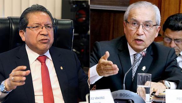 """Pablo Sánchez tras remoción de los fiscales Vela y Pérez: """"Beneficia la impunidad"""""""