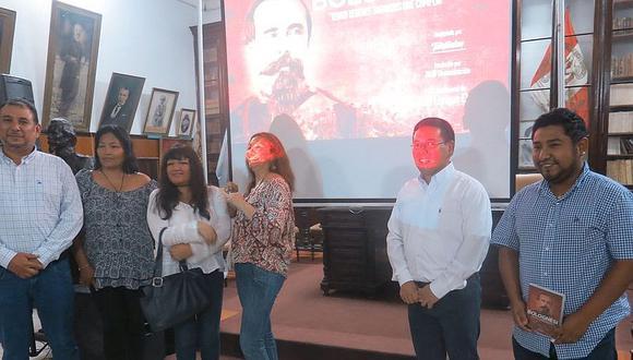 Luis Enrique Cam presenta esta noche documental sobre Santa Rosa de Lima