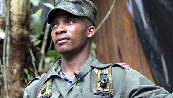 Fuerzas colombianas abatieron a 'Guacho', jefe disidente de las FARC