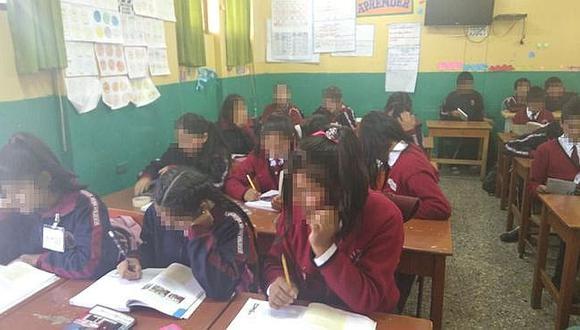 Padres de familia de colegio en Cayma fueron plantados por representantes de municipio caymeño