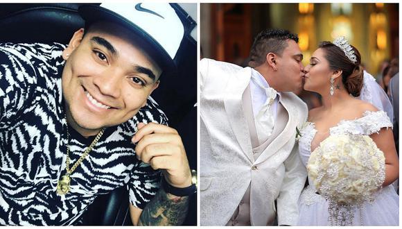 Josimar y su Yambú: vocalista de la orquesta se casó por religioso (FOTOS)
