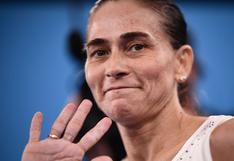Oksana Chusovitina, la gimnasta de 46 años que se fue de Tokio 2020 entre lágrimas y ovacionada