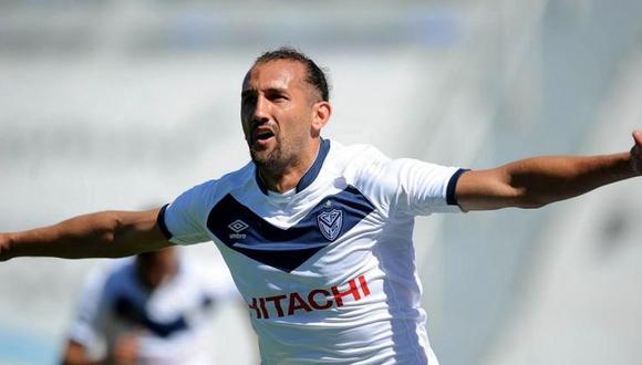 Hernán Barcos firmó por una temporada con Alianza Lima (Foto: Agencias)