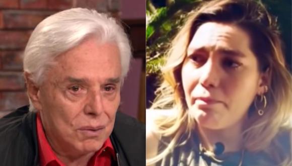 Enrique Guzmán se pronuncia tras las acusaciones de su nieta Frida Sofía. (Foto: Captura De primera mano/Ventaneando)