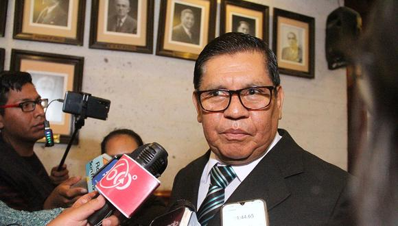 Consejeros preocupados ante la ausencia del vicegobernador Walter Gutiérrez