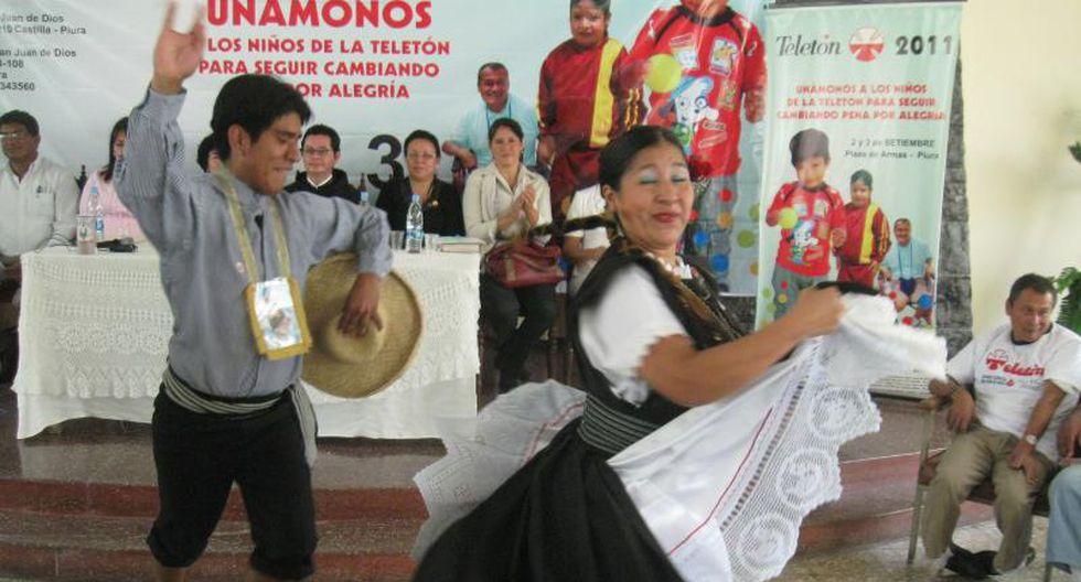 """Alistan taller de danza el """"tondero de mi tierra"""""""