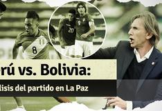 Perú vs. Bolivia: revive la jugada que cambió el partido