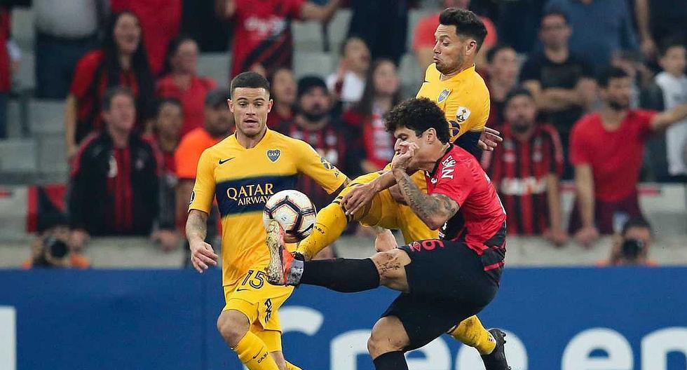 EN VIVO Boca Juniors Vs Atl U00e9tico Paranaense Partido De La