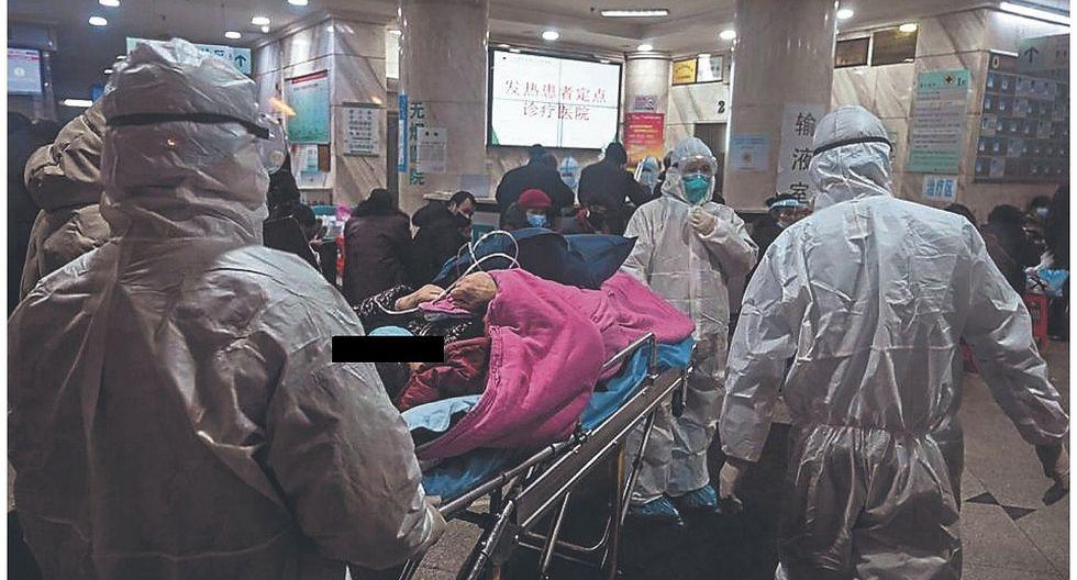 A seis aumentan los pacientes con coronavirus en Áncash