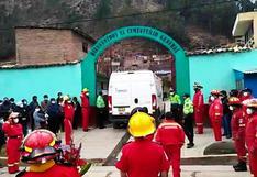 Bomberos de Huancavelica de luto, COVID-19 se lleva a Tnte. Jerónimo Acuña