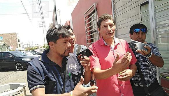 "Tacna: ""Milton Reynoso no vio ningún video"""